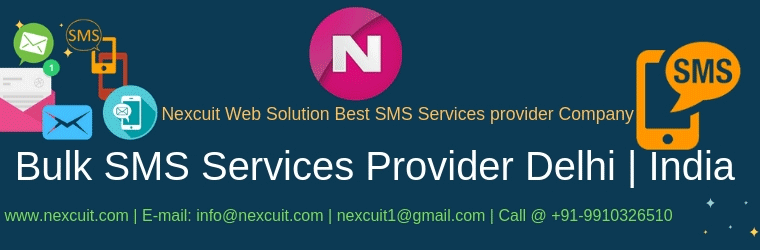 Bulk SMS Services Provider in Delhi, India | Best bulk sms