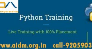 pythone course in laxmi nagar