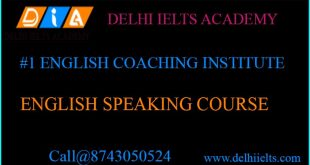 english speaking course in laxmi nagar with fees